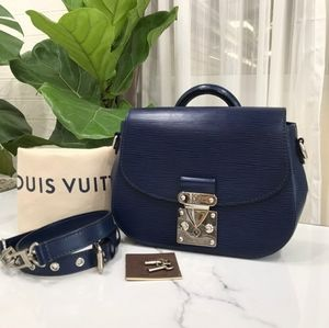 Louis Vuitton Eden Epi Shoulder Bag